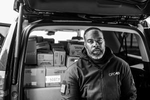 Charles Coleman Jr.  – The Black SuperHero Project