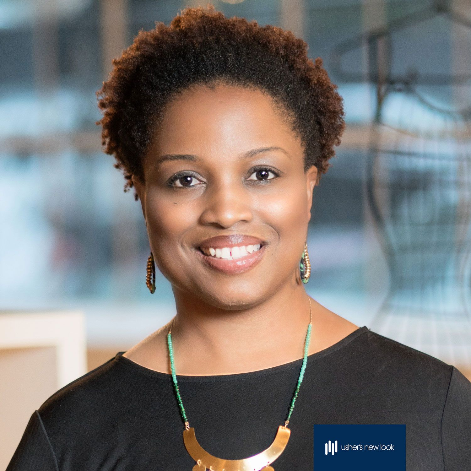 Careshia Moore, President and CEO of Ushers New Look – Disruptivator Summit