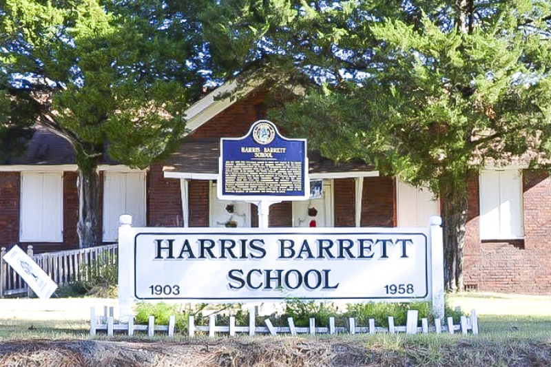 Harris Barrett School